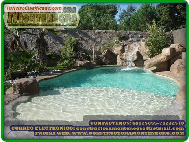 Dise o y construcci n de piscinas playas piscinas tipo - Ver piscinas y precios ...
