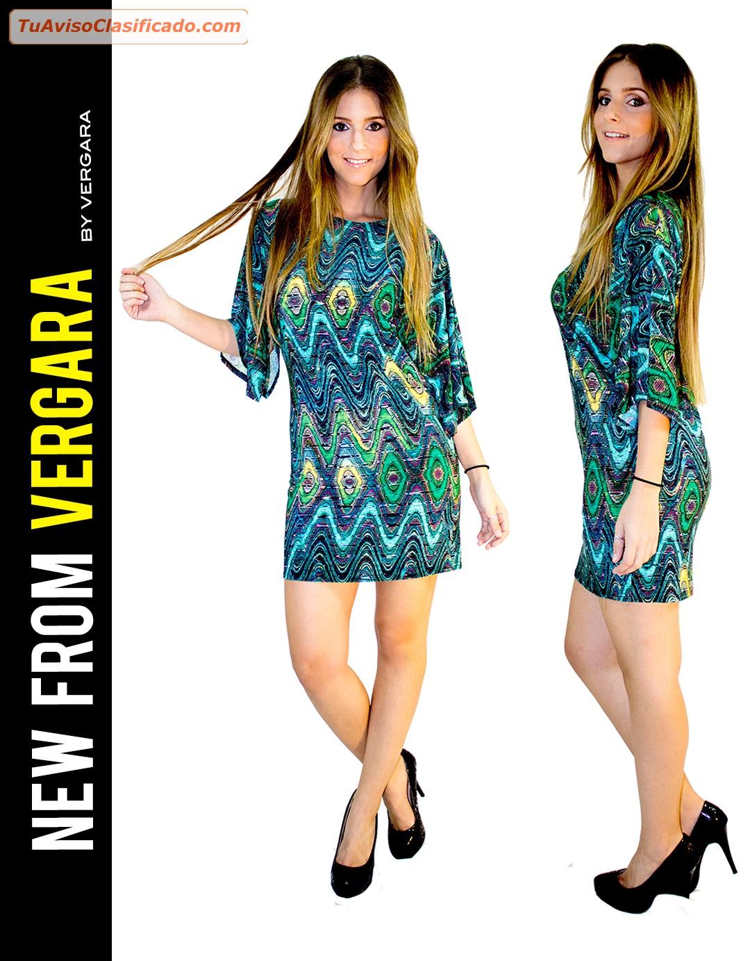 Moda colombiana vestidos