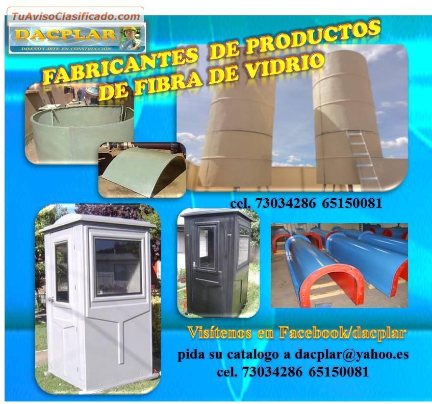 Fabrica de productos de fibra de vidrio servicios y comercios g - Fabrica de floreros de vidrio ...