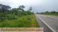 Terreno de 20 hectáreas sobre la carretera nueva cbba -santa cruz.