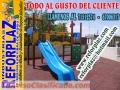 Tanques industrias juegos infantiles toboganes acuáticos fábricas de Bolivia