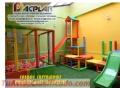 Juegos y parques infantiles hechos en Bolivia