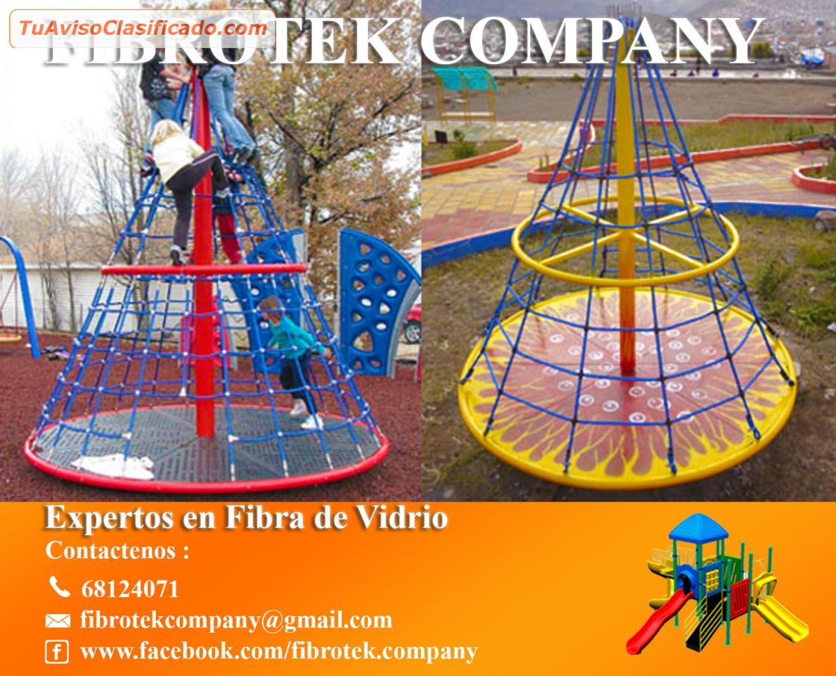 Toboganes infantiles toboganes en juegos de aire libre y for Fabrica de piscinas de fibra de vidrio