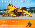 Parques infantiles fabricados en Bolivia