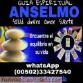 SALUD, DINERO, SURTE Y AMOR  NO FRACASE MÁS GANE Y TRIUNFE BRUJO ANSELMO (00502) 33427540