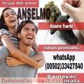 FUERTES AMARRES DE AMOR,  MAESTRO ANSELMO (00502) 33427540