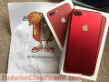 Apple iPhone 7 Plus (PRODUCT) RED 256GB / Apple iPhone 7 Plus - 256GB - Black matte
