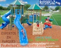 En bolivia fabricantes de Parques infantiles en bolivia  REFORPLAZ