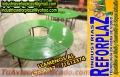 INDUSTRIAS  REFORPLAZ SRL   basureros  ecologicos  -  mesas  para  restaurantes