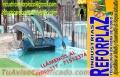 BALNEARIOS   ACUATICOS  -  PLASTICOS   REFORZADO  -  BOLIVIA