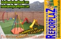 PARQUE  INFANTIL - BOLIVIA-  EN  PLASTICO   REFORZADO  ED2