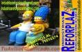 FABRICACION  DE  MUÑECOS   PARA  PUBLICIDAD -  BOLIVIA