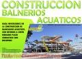 COMPONENTES PARA LA CONSTRUCCIÓN DE TOBOGANES Y PARQUES ACUÁTICOS