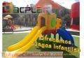 OFERTA  DE JUEGOS Y PARQUES INFANTILES