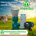 Peletizadora Meelko 200 mm 15 hp PTO