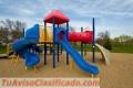 "Parques infantiles de fibra de vidrio ""CONSTRUCTORA MONTENEGRO"""