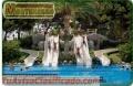 Toboganes acuáticos y piscinas