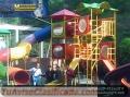Mega parques infantiles y acuáticos  de toda forma y tamaño