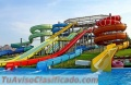 Mega parques infantiles, acuáticos y balnearios