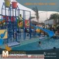 Mega parques infantiles y acuáticos  constructora Montenegro