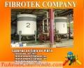 "BAÑOS PORTÁTILES, TANQUES INDUSTRIALES de fibra de vidrio ""Fibrotek Company"""