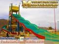 Construccion de toboganes novedosos para niños y publico en general
