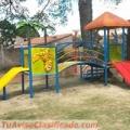 Fabrica de parques infantiles al precio