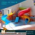 Parques infantiles piso suelo seguro