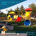 Fabrica De Mega Parques Infantiles Con Suelos Plasticos