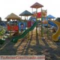 Equipamientos para parques infantiles