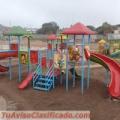Construccion de parques infantiles con dineños innovadores