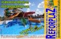 Toboganes y Parques Infantiles para Niños y Adultos (REFORPLAZ.SRL)