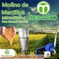 MOLINO DE MARTILLOS MEELKO MKHM500A-C