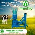 PELETIZADORA PTO MEELKO MKFD400P