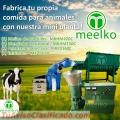 COMBO PELETIZADORA MEELKO MKFD360C