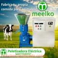 PELETIZADORA ELÉCTRICA MEELKO MKFD200C