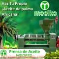 PRENSA DE ACEITE MEELKO MKOP80