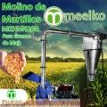 MOLINO DE MARTILLOS MEELKO MKHM420A