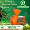 PRENSA DE ACEITE MEELKO MKOP95