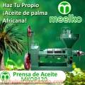PRENSA DE ACEITE MEELKO MKOP120