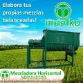 MEZCLADORA HORIZONTAL MEELKO MKMH250B