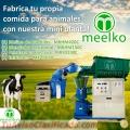 COMBO PELETIZADORA MEELKO MKFD230C