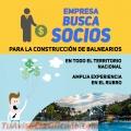 INVERSIONISTAS  PARA  LA  COSNTRUCCION DE  BALNEARIOS