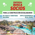 SOCIOS  PARA   LA  CONSTRUCCION DE  BALNEARIO