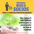 BUSCAMOS  INVERSIONISTAS  PARA  LA  CONSTRUCCION  DE  BALNERIOS