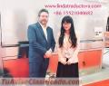 Soy Linda, intérprete español en Guangzhou en Shenzhen, Guía en Canton Beijing China