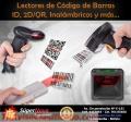 LECTORES DE CODIGO DE BARRAS