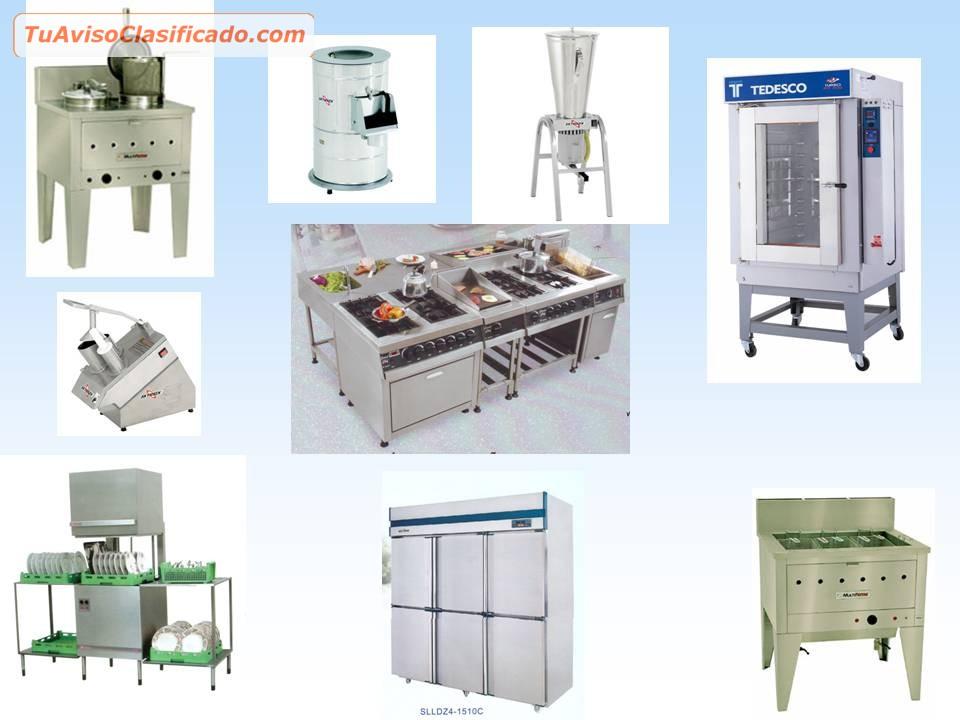 Mobiliario y equipamiento en for Mobiliario y equipo de cocina