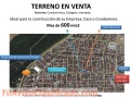 SE VENDE TERRENO EN PLENA AVENIDA