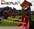 FABRICAMOS DE JUEGOS Y PARQUES  INFANTILES EN TODA BOLIVIA